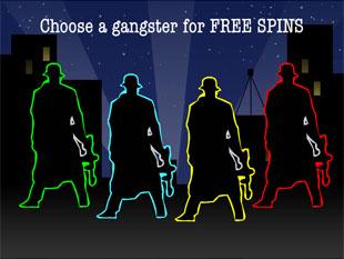 free Reel Crime 1 Bank Heist slot free spins