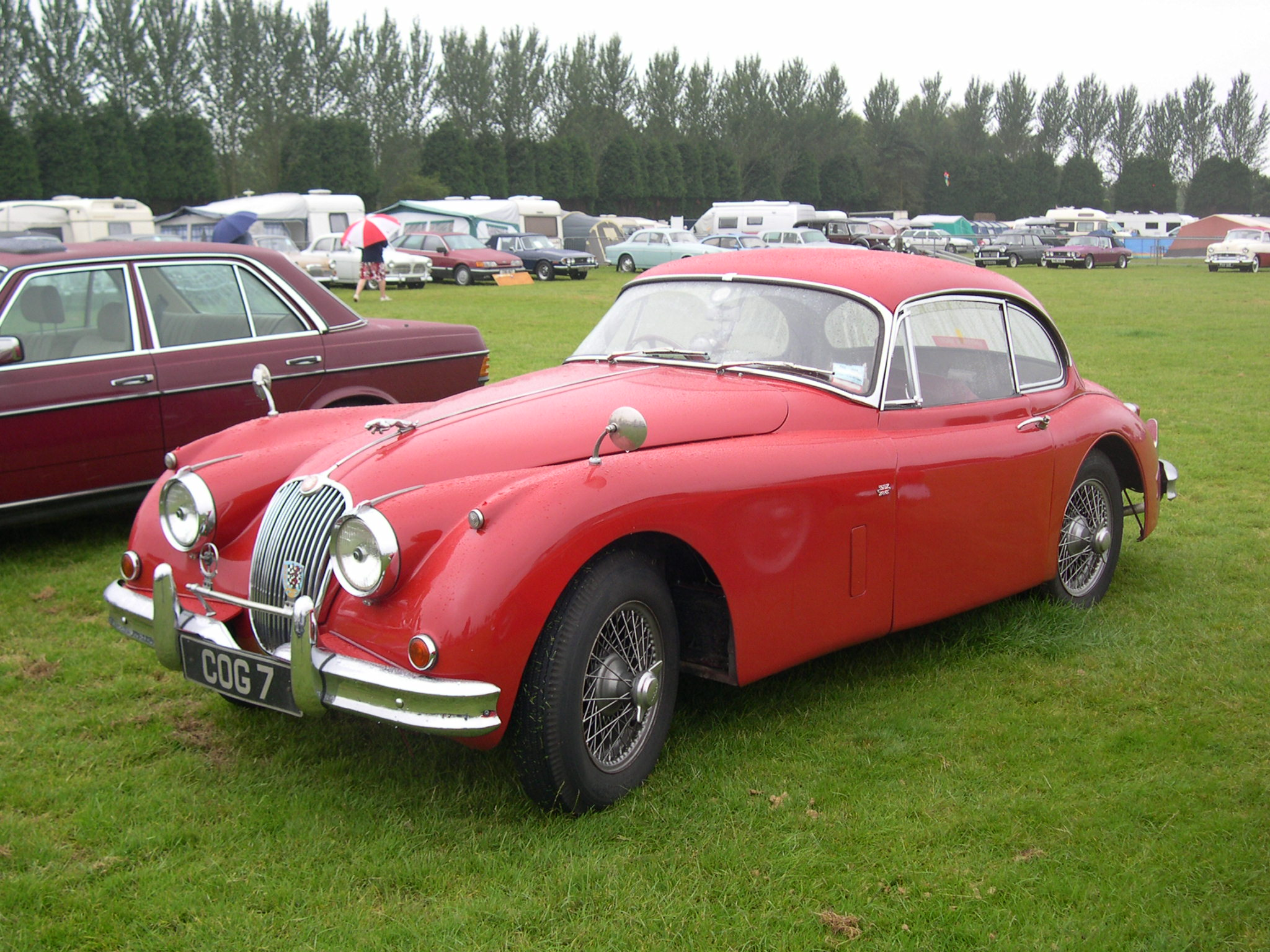 1957 Jaguar XK 150 related infomation,specifications ...