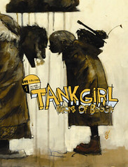 Tank Girl Digital Comics