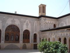 Kashan, Tabatabai House (17) (Prof. Mortel) Tags: iran kashan