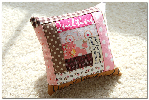 pincushion for a custom order ;)