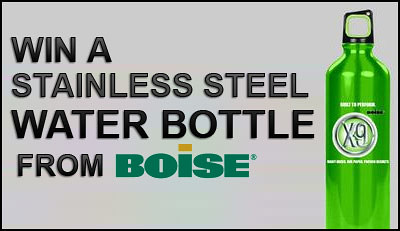 4378901133 b8602049c7 Workout with A FREE Boise Water Bottle!