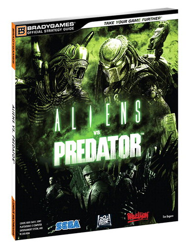 Aliens vs Predator Official Strategy Guide