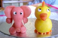Marzipan animals (Sweet Dreams mmm) Tags: animals marzipan