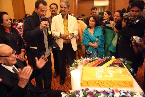 Mission Delhi – Syed Haider Raza, Hauz Khas Enclave