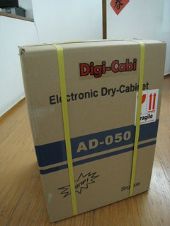 Digi Cabi Electronic Dry Cabinet AD-050