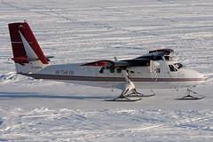 C-GNPS (Jason Pineau) Tags: airplane nt aircraft aviation twin nwt otter yellowknife dehavilland yzf airtindi dhc6 cyzf cgnps