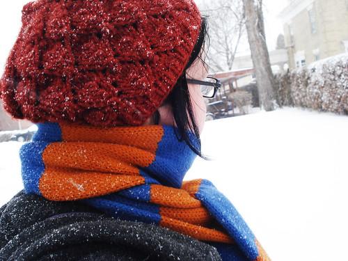 365-242: ZOMG Snow!
