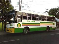GN Trans 98 (leszee) Tags: bus 98 trans gn bantay ilocossur nationalroad cpmotors bulagcentro