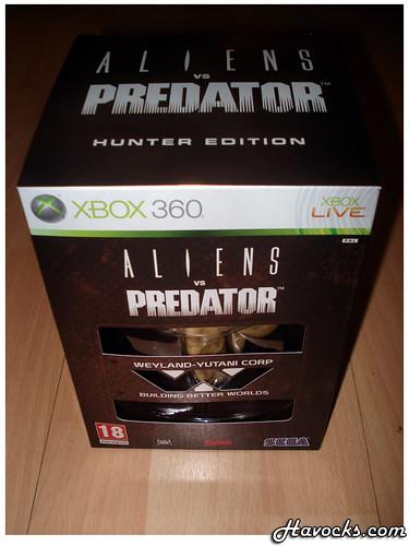 Aliens Vs Predator - Hunter Edition - 01