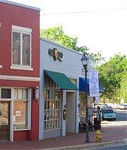 downtown Davidson (by: city of Davidson)