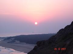 Sunset, Appikonda Beach, Vizag (pulkitsinha) Tags: sunset india beach vizag visakhapatnam appikonda pulkitsinha