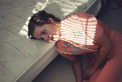 05032010 (Hudsalva) Tags: sunlight girl bed dress