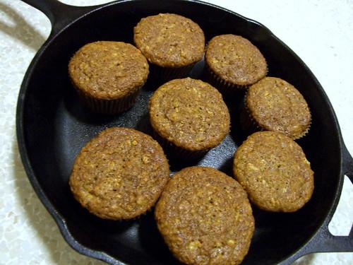 Carrot apple cupcake - cool cupcakes
