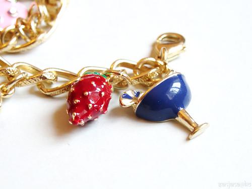 candy shop charm bracelet 8