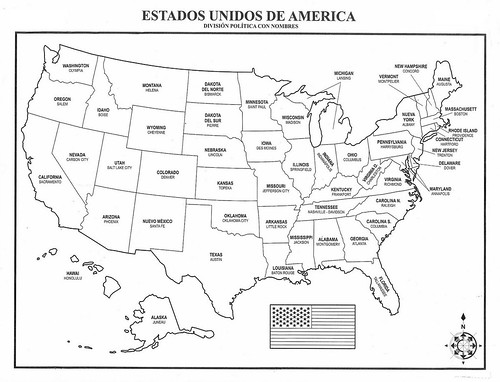 United States - Estados Unidos