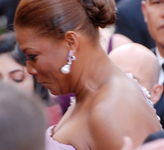 Oscar Queen Latifah (Pulicciano) Tags: california film beauty oscar dress avatar picture award hollywood actress winner actor paparazzi fans academy redcarpet pulicciano