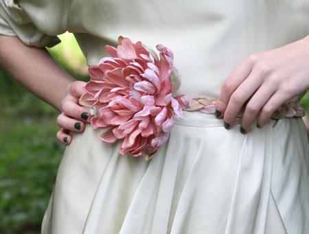flower belt