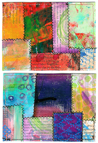 Quilt Postcard II (Photo by iHanna - Hanna Andersson)