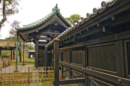 Yushima seido gate