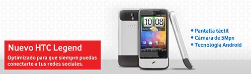 vodafone lanzamientos android