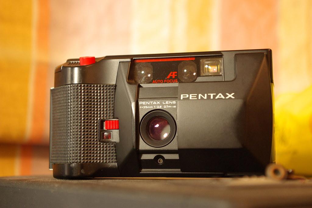 父親的老相機