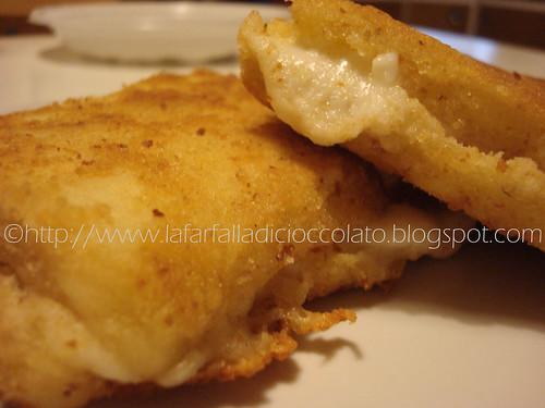 Mozzarella in carozza