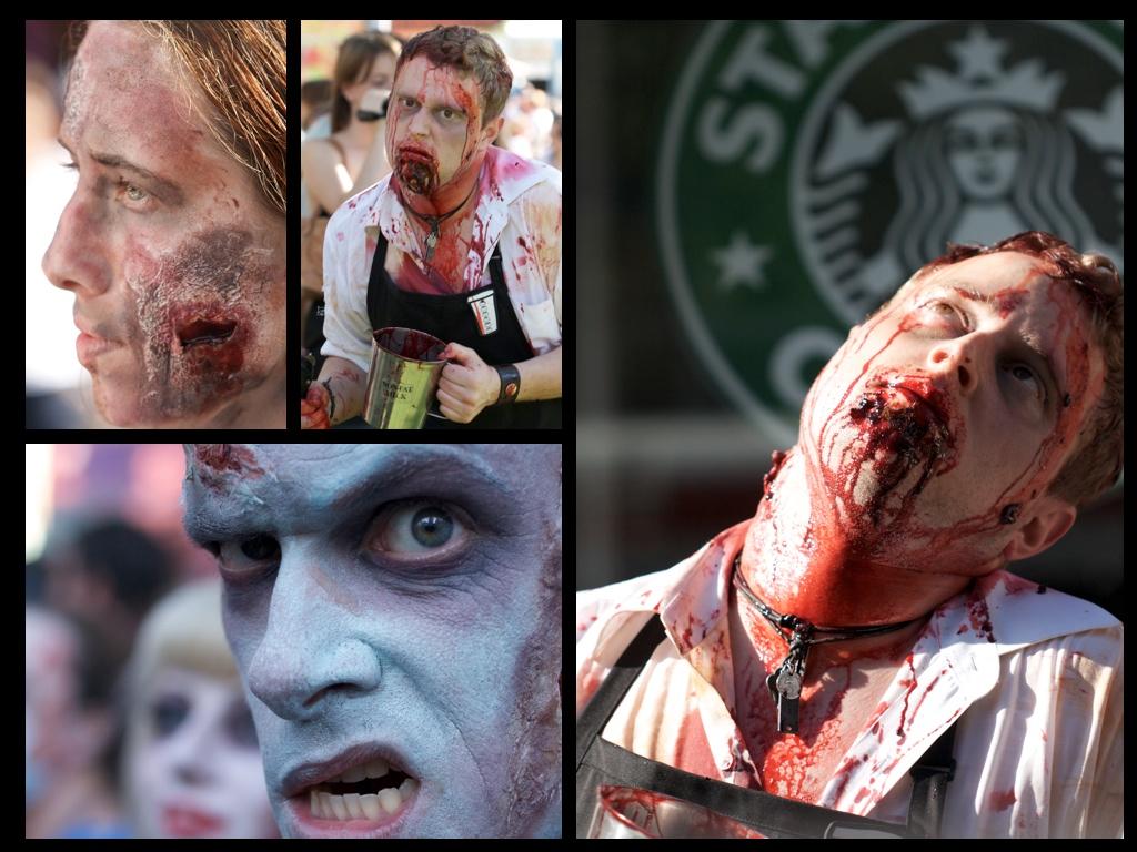 2009 Zombie Walk (Special Edition) #1, Toronto, Canada