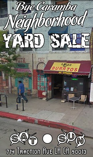Neighborhood Yard Sale March 20 Sat & Sun