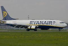 EI-CSD - 29919 - Ryanair - Boeing 737-8AS - Luton - 060428 - Steven Gray - CRW_3464