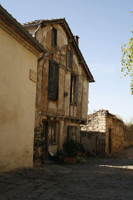 Cordes-sur-Ciel, Midi-Pirenei, France
