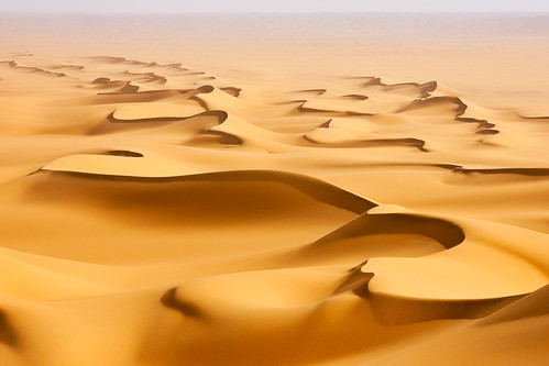 Dunes by Thierry Hennet