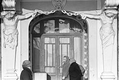Yalta. March - time of Poor (Igor Palmin) Tags: street town artnouveau yalta blacksea ussr