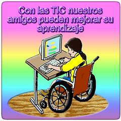 Discapacitados (pichurrita) Tags: nia escritorio computadora