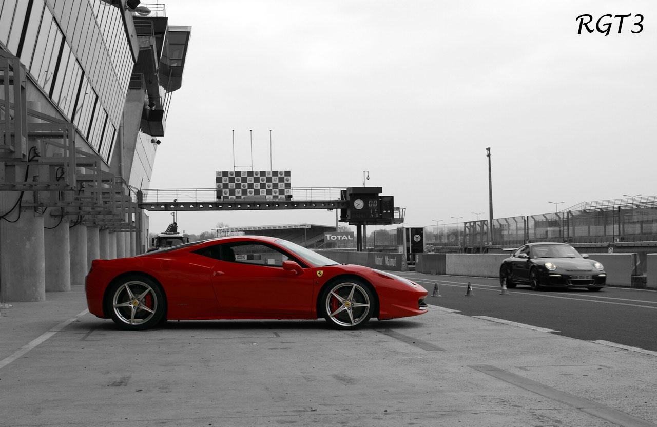 Ferrari 458 Italia. go back