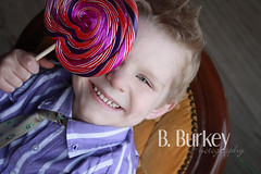 Spring has Sprung (B. Burkey Photography) Tags: park door old family blue boy red portrait flower smile grass yellow mom outside robot spring chair dad purple candy buttercup little antique father mother son bamboo dandelion porch laugh blonde lollipop