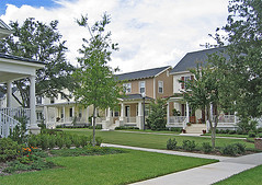 the Mews at Baldwin Park (by: EPA Smart Growth)