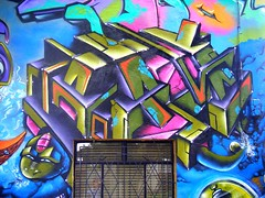 Zade (COLOR IMPOSIBLE CREW) Tags: chile graffiti iron concepcion painters aster 2010 zade flis rhyse fros deros crems concegraff