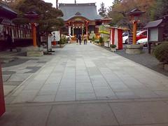 Higashi Fushimi Inari Shrine