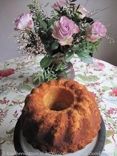 Kokosnuss-Teekuchen - Coconut Tea Cake 003