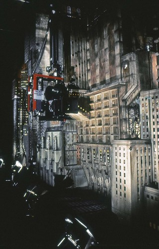 Tim Burtons Batman - Gotham City Miniature. by Stefan the Cameraman