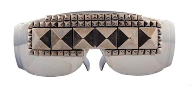 Peanut Butter & Jelly studded shades 3