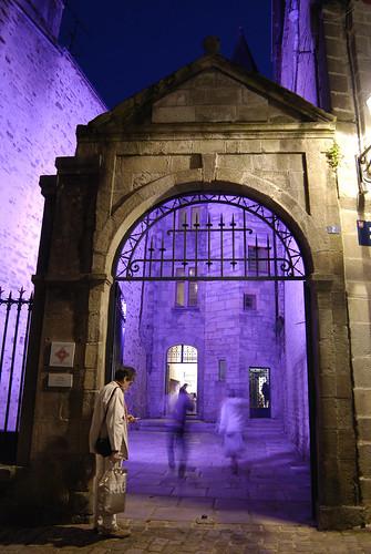 Musée d'histoire de Vannes par La Nuit des musées