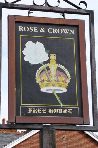 Rose & Crown, Mayfield