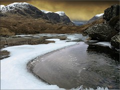 ONE MILLION YEARS B.C. (kenny barker) Tags: landscape scotland glencoe mywinners theunforgettablepictures theperfectphotographer daarklands trolledproud
