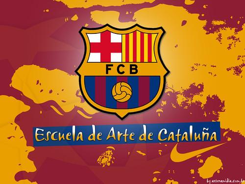 fc barcelona wallpaper. Wallpaper Barcelona - Escuela