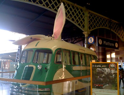 Easter Paybus