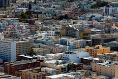 View of San Francisco from Coit Tower (fotosculptor) Tags: sanfrancisco delete10 delete9 delete5 delete2 delete6 delete7 save3 delete8 delete3 delete delete4 save save2 save4 coittower save5 save6 deletedbydeletemeuncensored