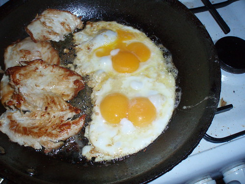 Double Yolkers