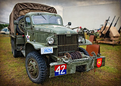 GMC CCKW-35x Medium Truck